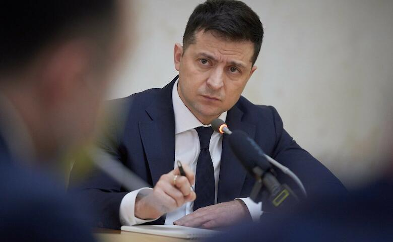 Зеленський ввів у дію рішення РНБО про стратегію економічної безпеки країни до  2025 року