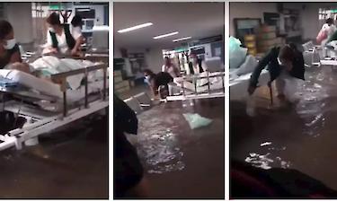 У Мексиці повінь накрила лікарню з COVID хворими: 17 людей загинули