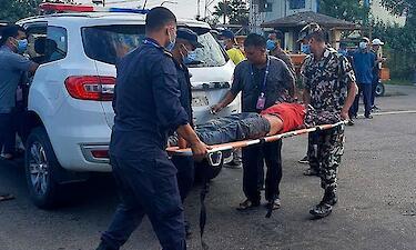У Непалі автобус впав з гірського схилу, загинули щонайменше 32 людини