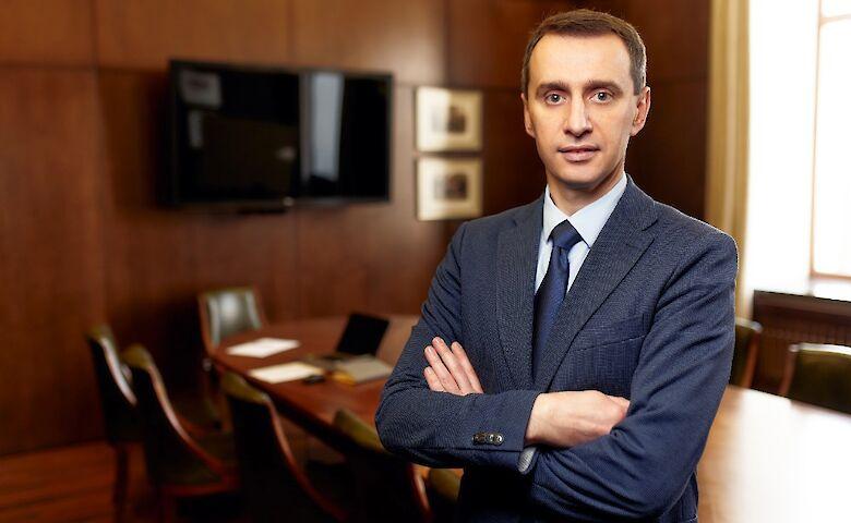 Ляшко заявил, что в Украине не снижается заболеваемость коронавирусом