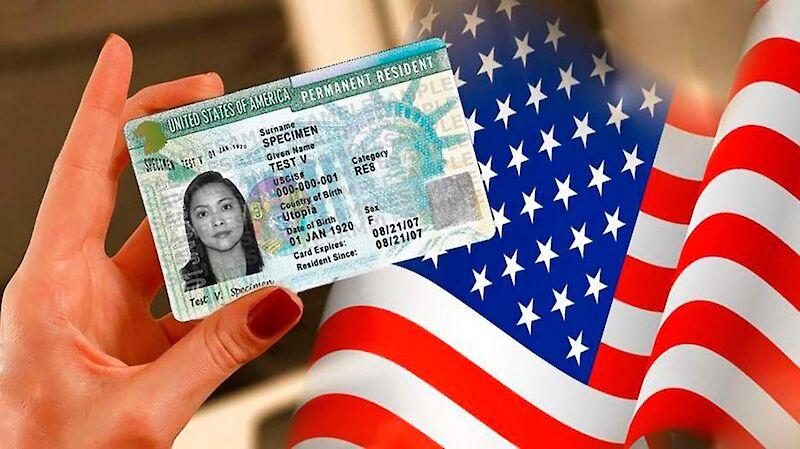 Лотерея Green Card 2022: все, що необхідно знати українцям для отримання американської візи