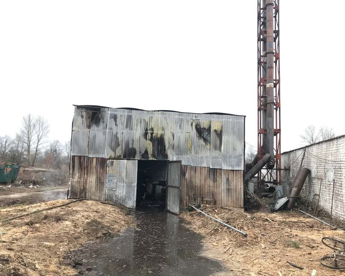 На Київщині в котельні заживо згоріли дві людини