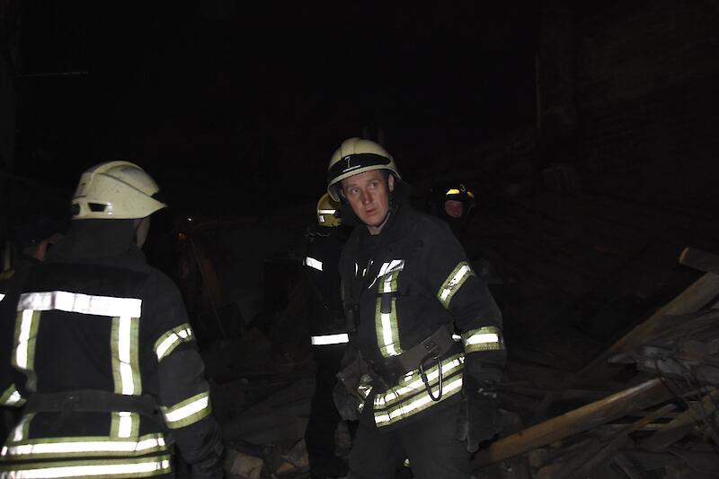 В Одессе рванул газ в жилом доме: пострадавших доставали из-под завалов